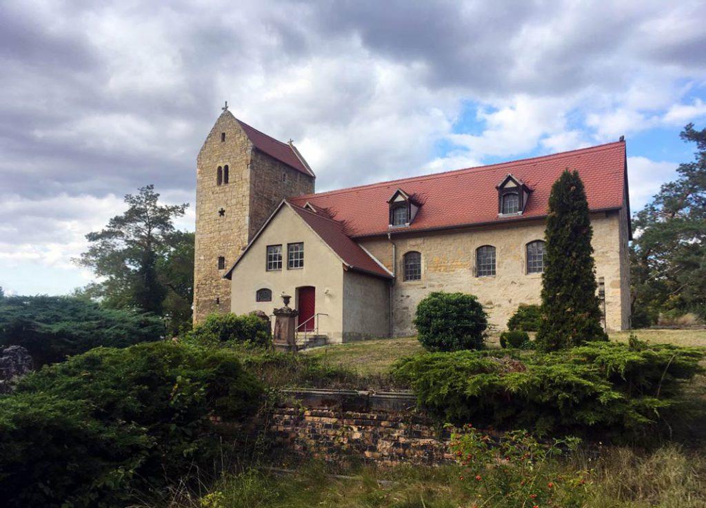 Kirche Dölau, Stadtforststraße 15b